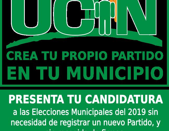 UCIN SIGUE ADELANTE CON SU PROPIO PROYECTO Y ACLARA QUE NO TIENE NINGUN ACUERDO CON VOX.