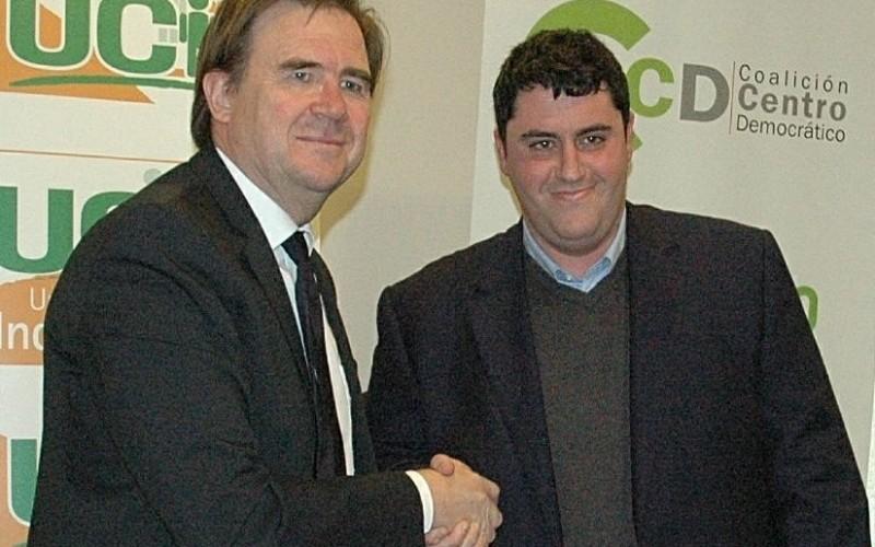 UCIN y CCD firman un acuerdo de colaboración de cara a las elecciones de 2019