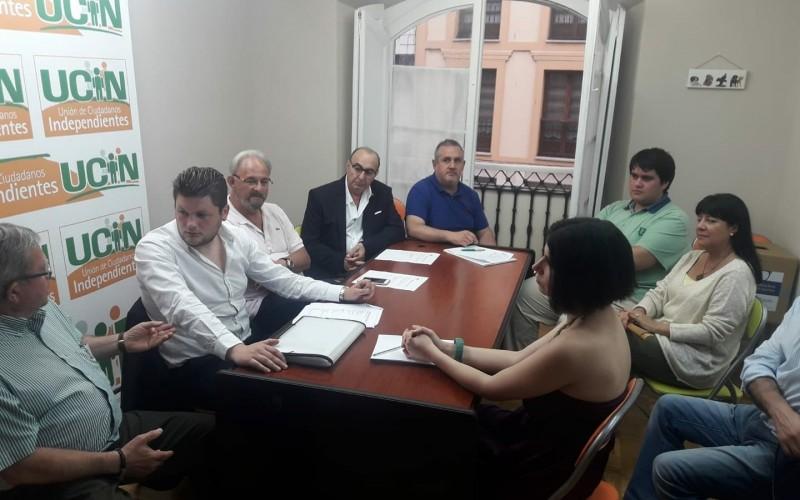 UCIN se prepara para entrar en las instituciones asturianas.