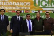 UCIN se estrena en Daimiel con José María Díaz-Salazar como coordinador local