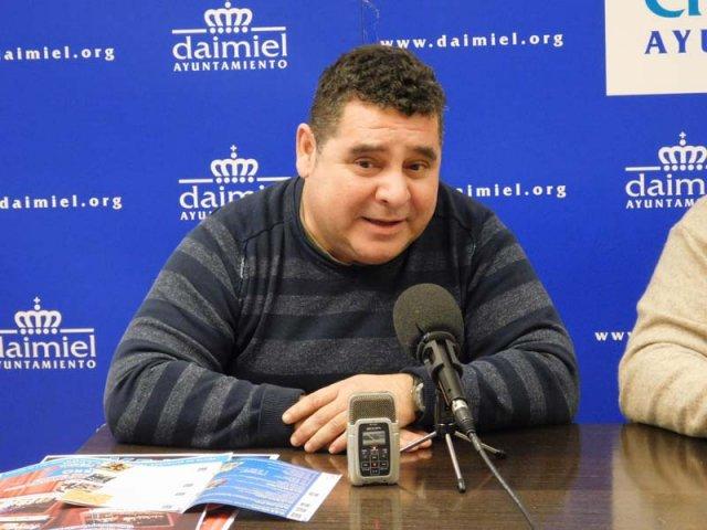 Jose Mari Díaz-Salazar, nuevo coordinador provincial de UCIN