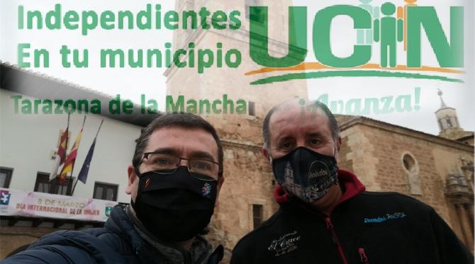 UCIN constituye la agrupación local de Tarazona de la Mancha